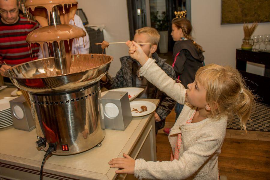 «Праздник Шоколада» в ресторане «Forrest Club»