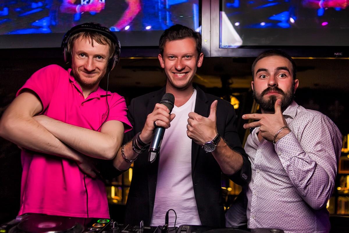 «Global DJs Mix Fight» в «Saxon»
