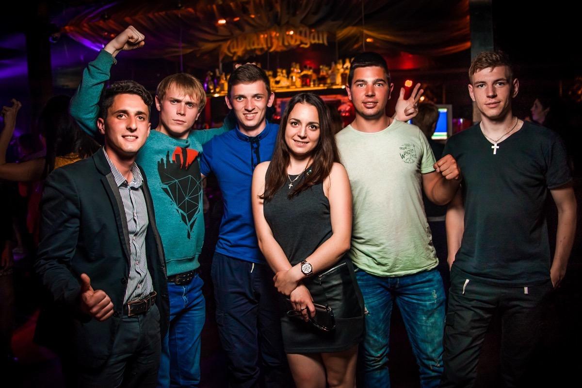«День Рождения клуба. Ночь 2.» в клубе «Saxon»