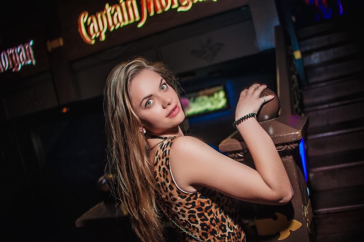 «Electro Glam by Kiss FM» в «Saxon»