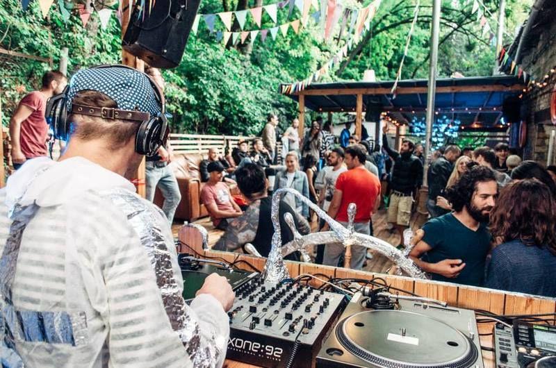 Фестиваль электронной музыки «Стрічка» в «Closer»