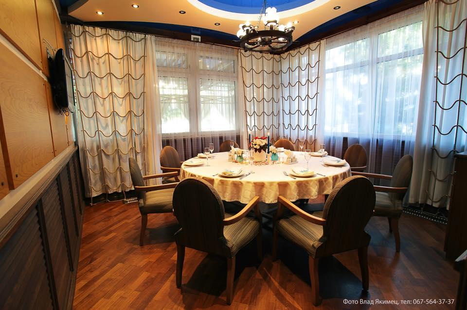 Душевный ресторанчик « Ай лав ю Одесса»