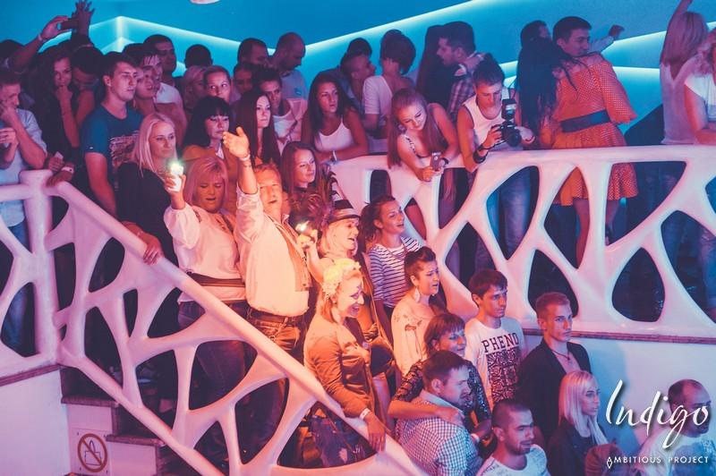 Концерт DZIDZIO в клубе «Indigo»