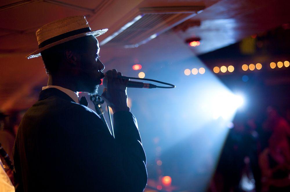 Вечеринка «Однажды в Америке» в Caribbean club