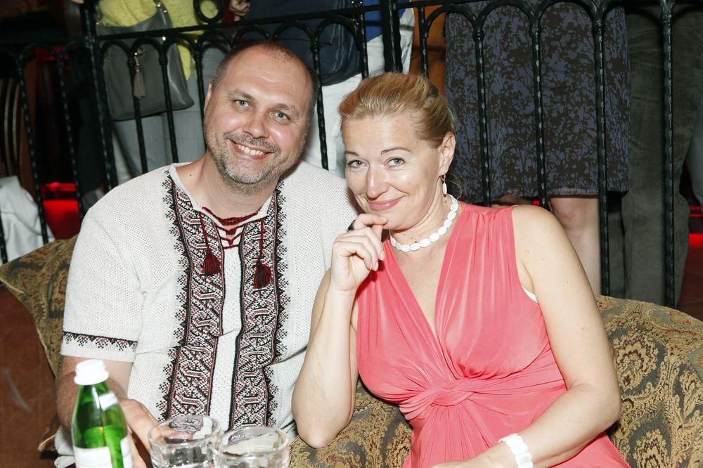 Джаз-кабаре Олега Скрипки в Caribbean Club