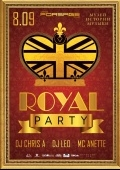 Royal party в «Forsage»