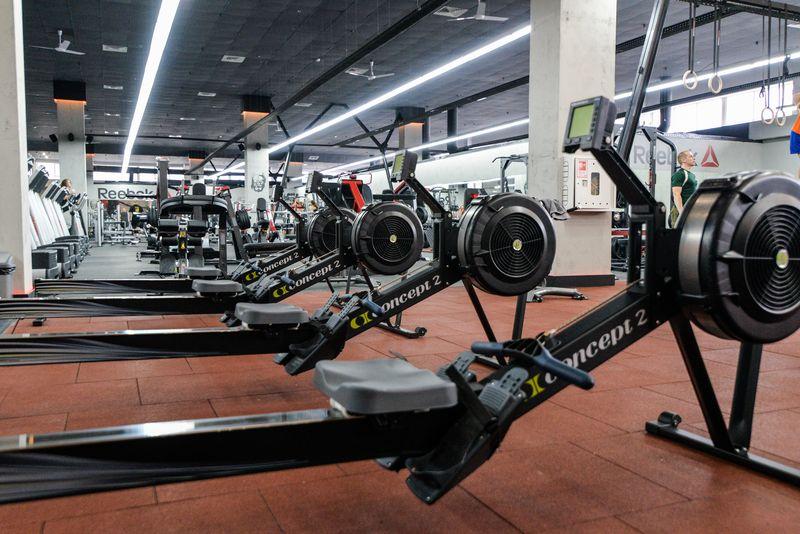 Спортивный клуб «DOG & Grand CrossFit»