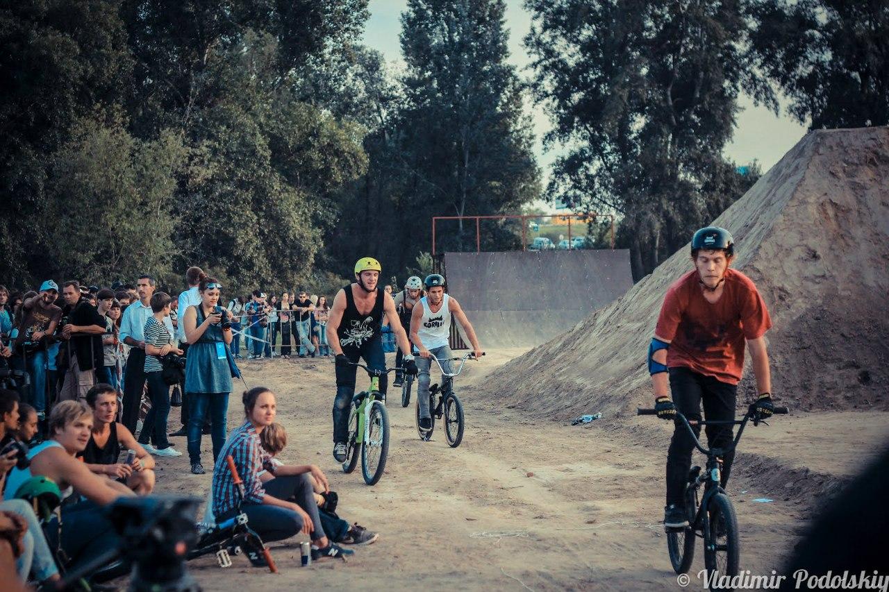 Фестиваль спорта «Free Games»