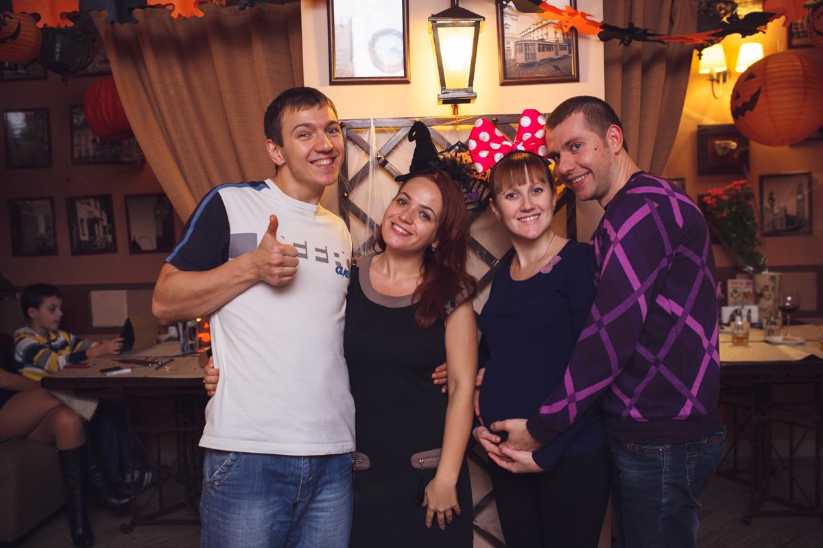Хэллоуин в Сonfetti на пр. Гагарина, 24