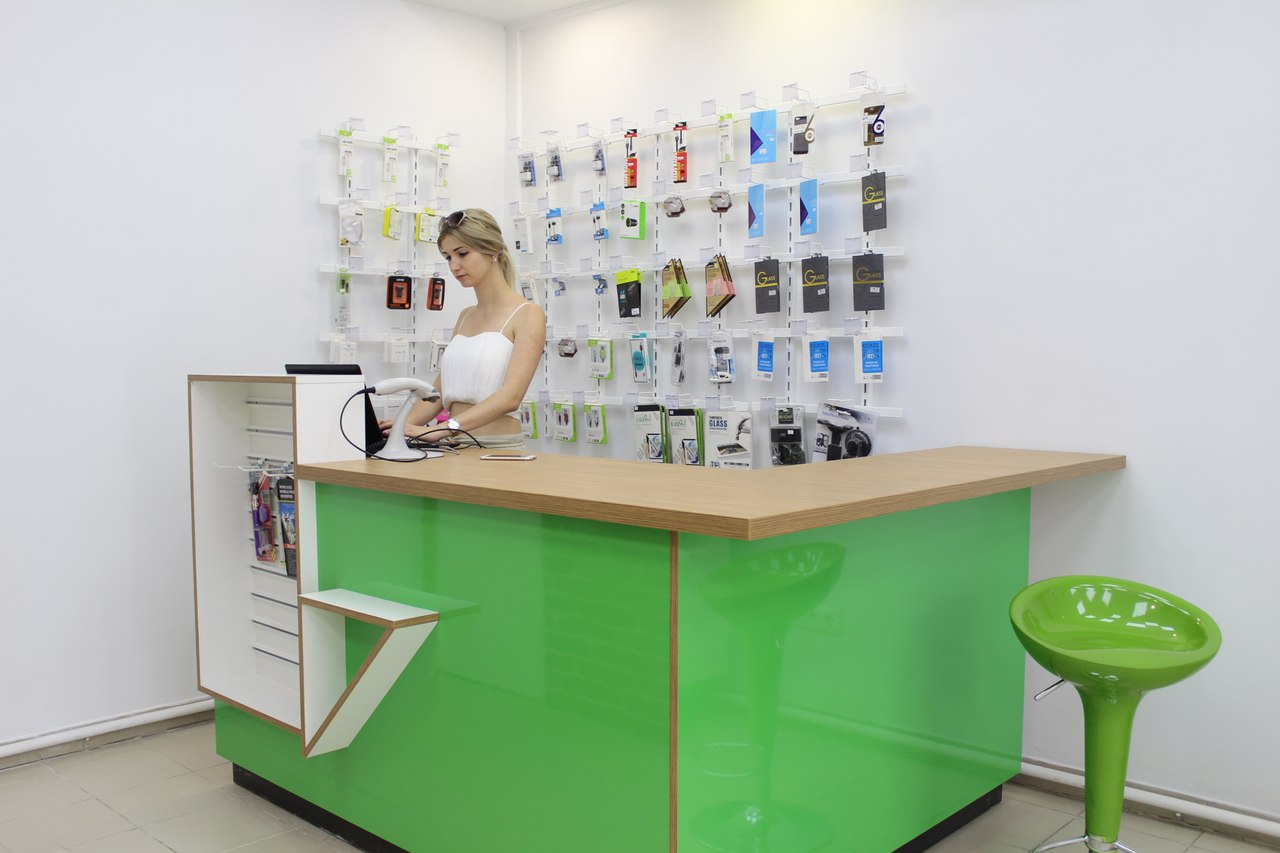 Магазин «КАКТУС»