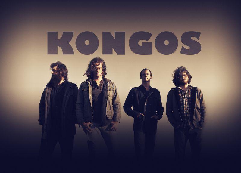 Концерт «Kongos» в клубе «Bel 'etage»