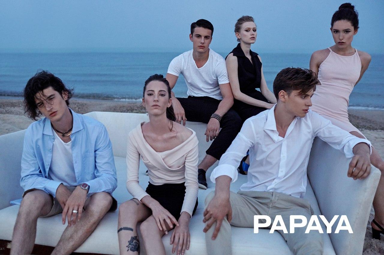 Магазин одягу «PAPAYA»