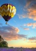 Полёты на воздушном шаре с «Kava»