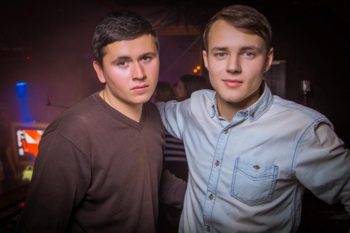 Party Hard в клубе «Saxon»