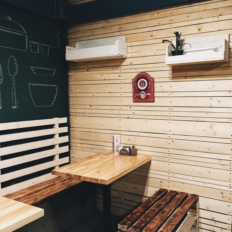Кафе «Urban Rooms» (ЗАКРИТО!)