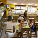Вегетарианское кафе «Eco Buffet»