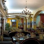 Ресторан L'Olimpo (кофейня Santa Luchia)