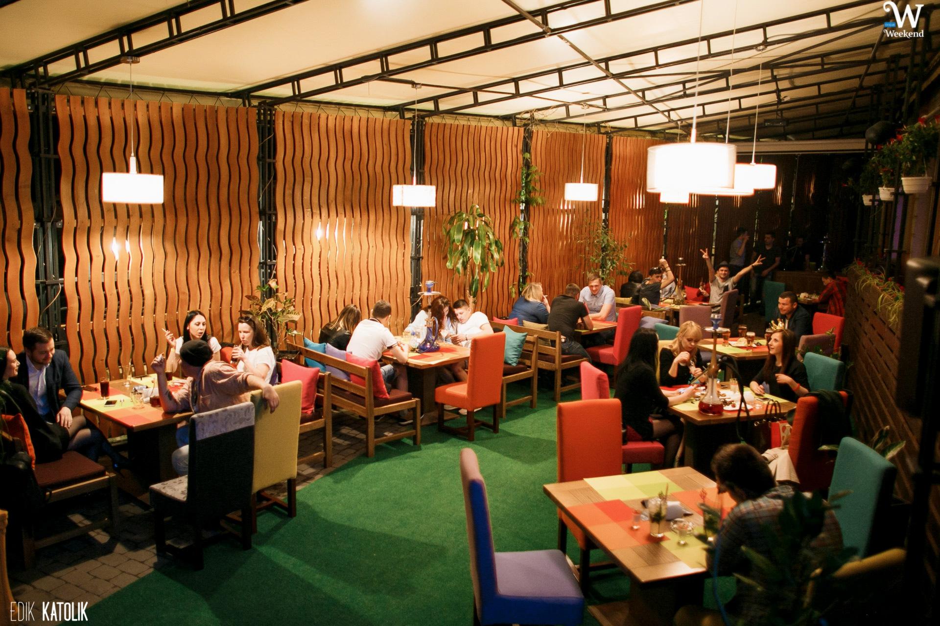 «Z club Lounge Terrace»
